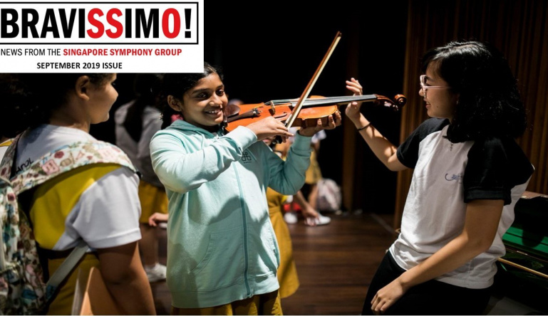 Bravissimo! Aug 2019: Seats and Sounds: Orchestral Seating and the Symphony of Sounds