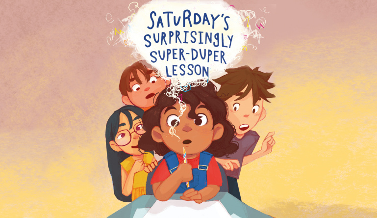 Saturday's Surprisingly Super-Duper Lesson (Online)