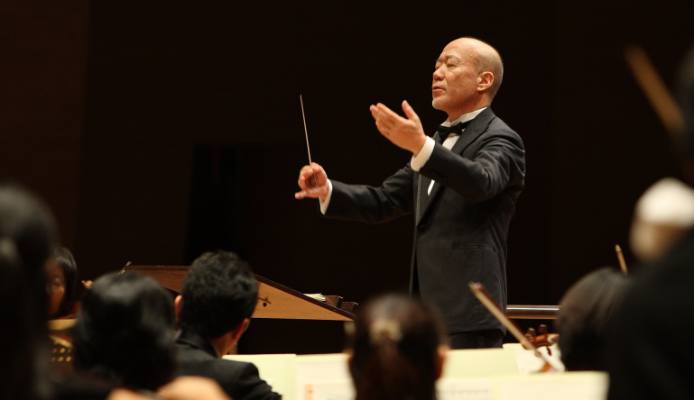 Joe Hisaishi with the SSO in Concert