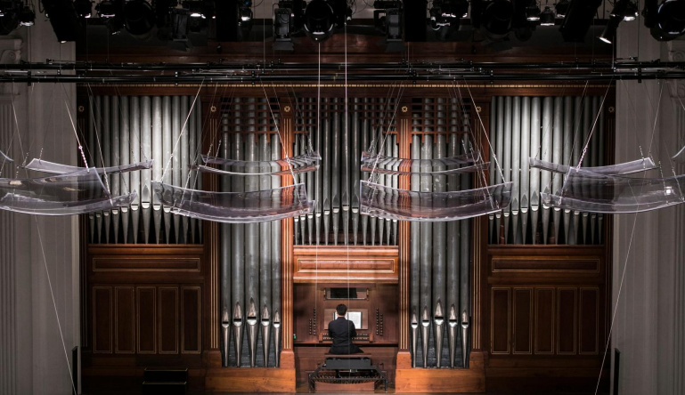 Lee Foundation Supports Five Years of Organ Concerts